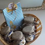 Подарки к праздникам ручной работы. Ярмарка Мастеров - ручная работа Дочь моряка.Корзина подарочная. Handmade.