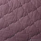Пледы ручной работы. Ярмарка Мастеров - ручная работа Покрывало стеганное хлопковое на кровать 100% хлопок перкаль. Handmade.