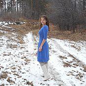 Одежда ручной работы. Ярмарка Мастеров - ручная работа Платье Снегурочка. Handmade.