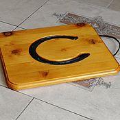Для дома и интерьера handmade. Livemaster - original item Wooden thermal extension