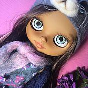 Кастом ручной работы. Ярмарка Мастеров - ручная работа Куклы: Blythe doll Reina. Handmade.