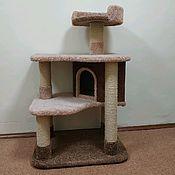 Зоотовары handmade. Livemaster - original item House for cats Inspiration buy. Available in size.. Handmade.