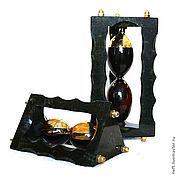 """Подарки к праздникам ручной работы. Ярмарка Мастеров - ручная работа Нефтяные часы """"Angulo"""". Handmade."""
