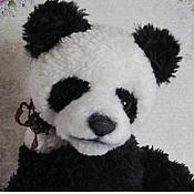 Куклы и игрушки ручной работы. Ярмарка Мастеров - ручная работа Мишка панда. Handmade.