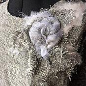 """Платья ручной работы. Ярмарка Мастеров - ручная работа Платье из хлопка """"Восхитительный мешок"""". Handmade."""