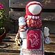 """Народные куклы ручной работы. Ярмарка Мастеров - ручная работа. Купить Кукла народная оберег """"Берегиня дома"""". Handmade."""