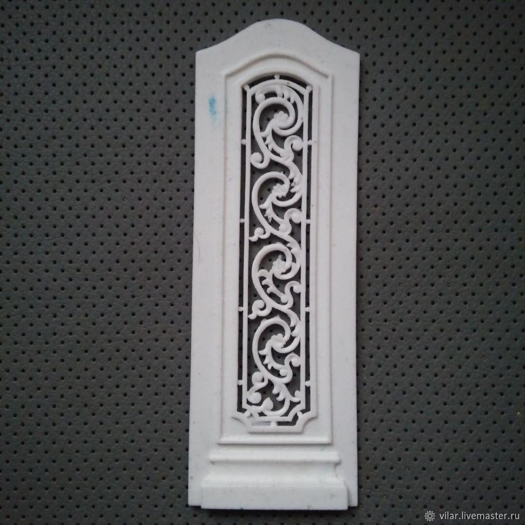 Панель с ажурной вставкой, Декор для декупажа и росписи, Балашиха,  Фото №1