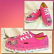 Обувь ручной работы handmade. Livemaster - original item Candy! WOMEN`S SHOE. Handmade.