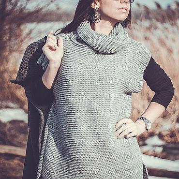 Одежда ручной работы. Ярмарка Мастеров - ручная работа Туника – кольчуга. Handmade.