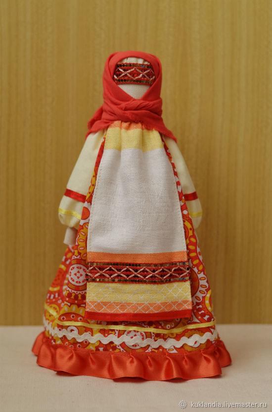 Берегиня, 30 см, Народная кукла, Самара,  Фото №1