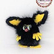 Сувениры и подарки handmade. Livemaster - original item Domovenok souvenir, keychain made of mink fur. Handmade.