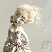 Куклы и игрушки ручной работы. Ярмарка Мастеров - ручная работа Секрет. Handmade.
