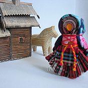Русский стиль ручной работы. Ярмарка Мастеров - ручная работа Народная кукла, Акань,сувенир ручной работы, тряпичная кукла купить. Handmade.