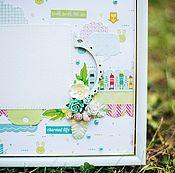 Картины и панно ручной работы. Ярмарка Мастеров - ручная работа Рамка для фото. Handmade.