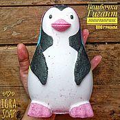 Косметика ручной работы handmade. Livemaster - original item Penguin. Giant bomb is a range of fragrance to choose. Handmade.