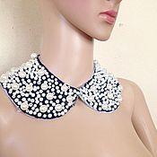 Аксессуары handmade. Livemaster - original item Collar Decor / decoration on the neck. Handmade.