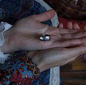 """Фен-шуй и эзотерика ручной работы. Ярмарка Мастеров - ручная работа Кольцо оберег """"Дух Медведя"""".. Handmade."""