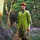 """Верхняя одежда ручной работы. Ярмарка Мастеров - ручная работа. Купить Пальто """"В поисках Ван Гога"""". Handmade. Пальто"""