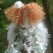 Куклы и игрушки ручной работы. Ярмарка Мастеров - ручная работа Люсина-фея цветов. Handmade.