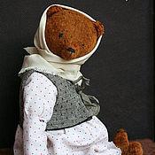 Куклы и игрушки ручной работы. Ярмарка Мастеров - ручная работа Мишка Глафира.. Handmade.