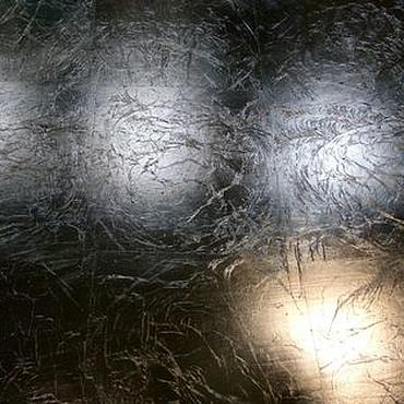 Diseño y publicidad manualidades. Livemaster - hecho a mano La decoración de la fachada de la cocina de plata potalyu en dos capas en san petersburgo peter. Handmade.