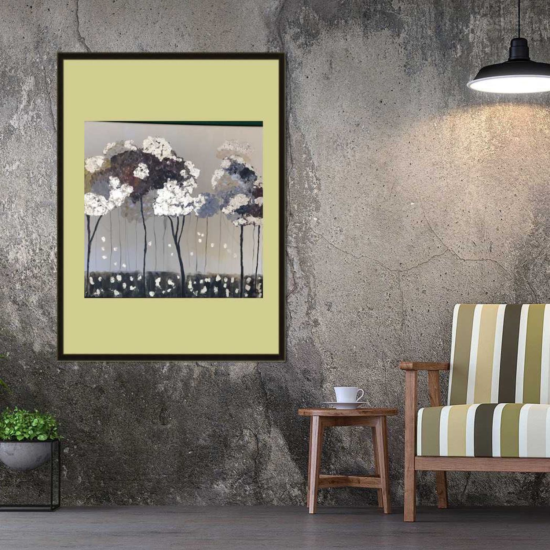 Интерьерная картина «Золотая осень», Картины, Челябинск,  Фото №1
