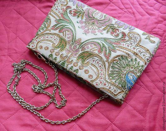 Винтажные сумки и кошельки. Ярмарка Мастеров - ручная работа. Купить Сумочка Rodo, Италия, винтаж, клатч. Handmade. Винтаж