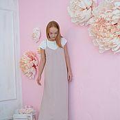Одежда ручной работы. Ярмарка Мастеров - ручная работа Платье-комбинация. Handmade.