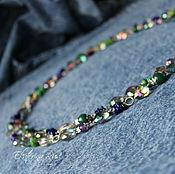 Украшения handmade. Livemaster - original item Long necklace,