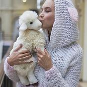 """Одежда ручной работы. Ярмарка Мастеров - ручная работа Свитер """"Овечка"""". Handmade."""