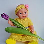 Одежда для кукол ручной работы. Ярмарка Мастеров - ручная работа Одежда для Бэби Борн. Handmade.