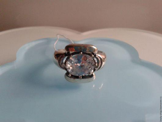 Кольца ручной работы. Ярмарка Мастеров - ручная работа. Купить Кольцо с камнем серебряное. Handmade. Серебряный, кольца, серебро