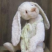 Кролик тедди Нежный Розанчик