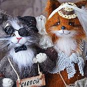 Куклы и игрушки handmade. Livemaster - original item Charming scammers. Handmade.