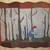 """Картины и панно ручной работы. Ярмарка Мастеров - ручная работа """"В лесу несбывшегося вновь мечту лелею..."""". Handmade."""