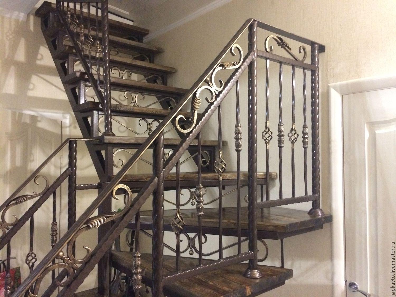 самая неоднозначная лестницы металлические кованые дома фото кубрик