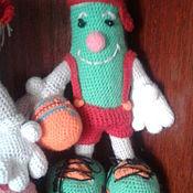 Мягкие игрушки ручной работы. Ярмарка Мастеров - ручная работа Мягкие игрушки: малыш-карандаш. Handmade.