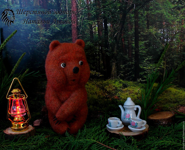 этом картинки чай и медведь ещё фото