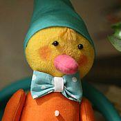 Куклы и игрушки ручной работы. Ярмарка Мастеров - ручная работа Утёнок. Мягкая игрушка. Гном. Handmade.