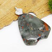 Украшения handmade. Livemaster - original item Jasper pendant Direction. Handmade.