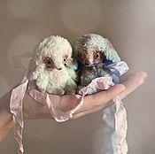 Куклы и игрушки ручной работы. Ярмарка Мастеров - ручная работа Собачки. Handmade.