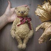 Куклы и игрушки ручной работы. Ярмарка Мастеров - ручная работа ХТ-2015 Мишка Бернард. Handmade.