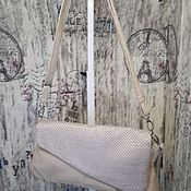 Сумки и аксессуары handmade. Livemaster - original item Leather clutch. Handmade.