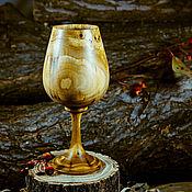 Посуда handmade. Livemaster - original item Wooden glass made of wood Siberian Elm G2. Handmade.