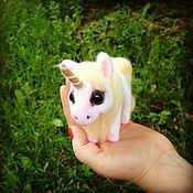 Куклы и игрушки handmade. Livemaster - original item One unicorn`s. Handmade.