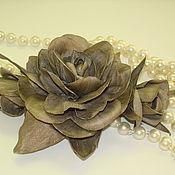 Цветы и флористика ручной работы. Ярмарка Мастеров - ручная работа Три розы. Handmade.