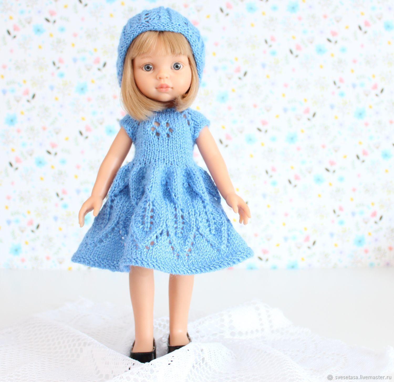 """Платье """"Колокольчик"""" для куклы Paola Reina, Одежда для кукол, Челябинск,  Фото №1"""