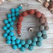 Украшения handmade. Livemaster - original item Handmade necklace. Two elements.. Handmade.