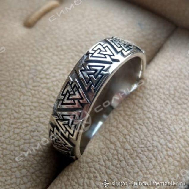 THE RING WILL VALKNUT, Amulet, Sochi,  Фото №1