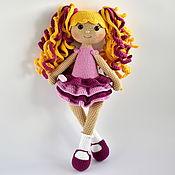 Куклы и пупсы ручной работы. Ярмарка Мастеров - ручная работа Безопасная кукла для маленькой девочки. Handmade.